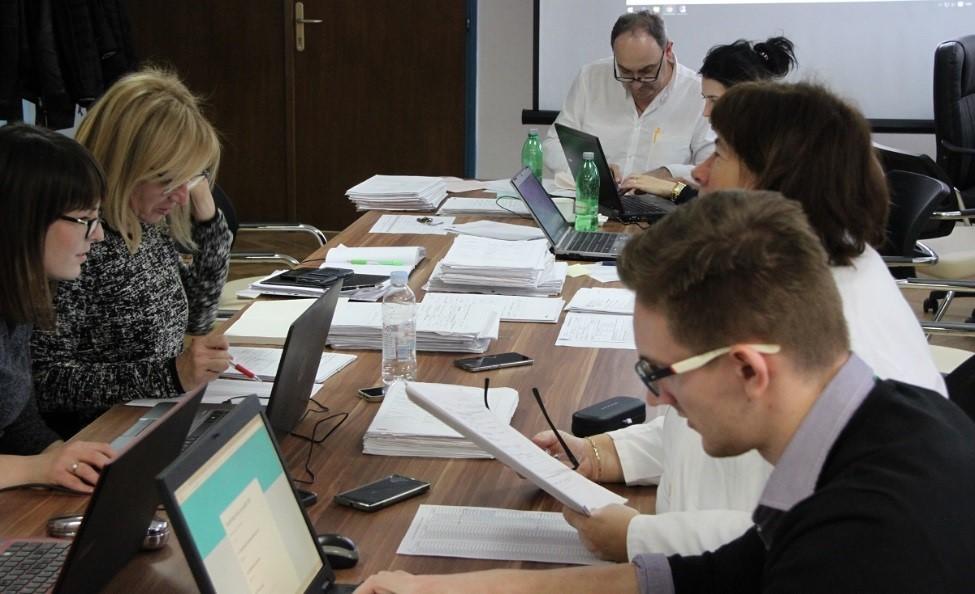 Audit timovi: ŽB Čakovec i Služba za kvalitetu i edukaciju Agencije