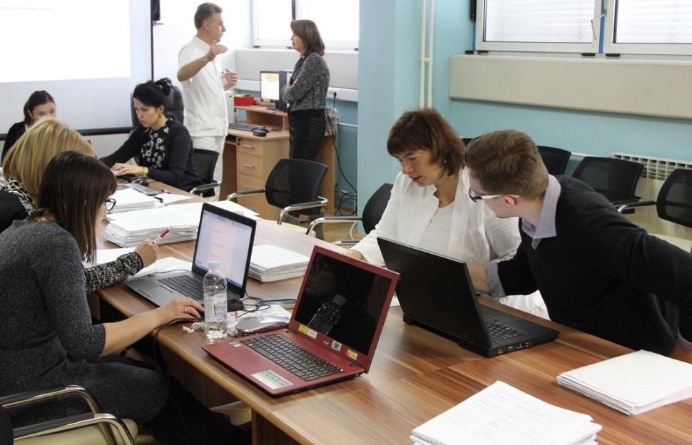 Dr.sc. Sandra Oslaković, pomoćnica ravnatelja za kvalitetu ŽB Čakovec i audit timovi